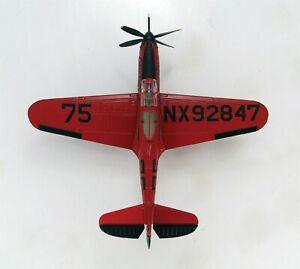 Hobby Master 1:72 P-39Q Airacobra Cobra 1 Wollams Thompson Trophy Race HA1705