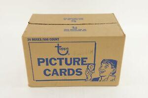 1991 Topps Baseball Cards SEALED Vending Case