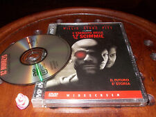L' esercito delle 12 scimmie  jewel box Dvd ..... PrimoPrezzo