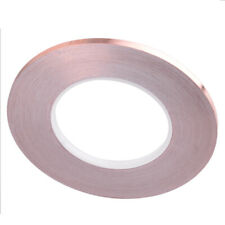 50M Kupferfolie Kupferband Leitend Kupferband Klebeband Computer draht 5mm wo
