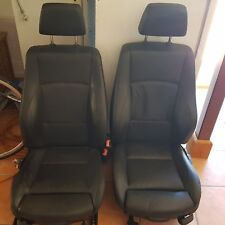 BMW X1 Sport Seats Full Set E84 Front & Rear Seat