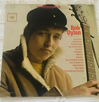 Bob Dylan - Bob Dylan LP CS 8579 Columbia 360 Sound 2i 1962 Vinyl Record