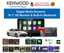 Kenwood DMX9720XDS for Ford Ranger Px1 2012 to 2015 Stereo Upgrade Kit