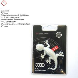 ORIGINAL Audi Duftgecko frisch hellgrau A1 A3 A4 RS3 RS RS6 RS7 Q7 000087009A