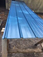 3x14ft Brand New Metal Roofing  Panels Blue Color 26 Gauge