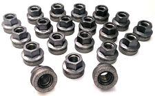 20 x alloy wheel nuts lugs bolts M14 x 2.0 21mm Hex Flat Seat Ford Transit Mk6/7