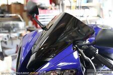 Motodynamic Race Series Windscreens Windshield Yamaha R6 2008-2016 BLACK