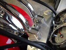 HR2 Handlebar Riser Extensions for Kawasaki Vulcan, Mean Streak, Suzuki Marauder