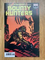 Star Wars Bounty Hunter #3 Golden Variant 1:25 Bossk