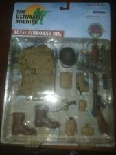 THE ULTIMATE SOLDIER 101ST AIRBORNE DIVISION SET 1:6 SCALE *NEW*