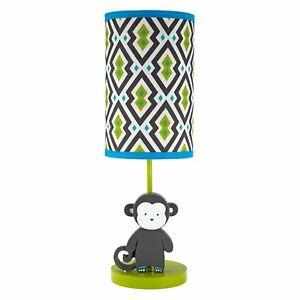 Happy Chic Baby By Jonathan Adler -Baby Safari Monkey Lamp & Shade