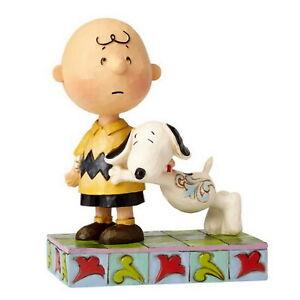 Enesco Jim Shore Figur 4057676 - I`ll Miss You - The Peanuts Skulptur