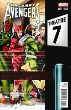 UNCANNY AVENGERS #1 WELCOME HOME VARIANT MARVEL NOW