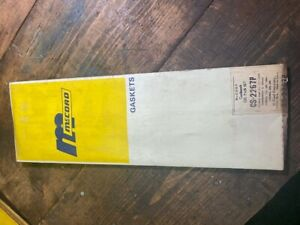 INTERNATIONAL HARVESTER 6 CYL 241 259 289 NOS OIL PAN GASKET SET MCCORD CS-2564P