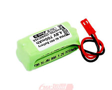 Airsoft Chronograph Ni-MH Rechargeable Battery 4.8V 700mAh to Model toys 4SX US