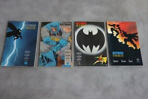 Batman Dark Knight Returns 1-4