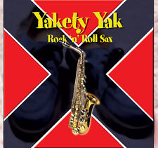 Yakety Yak - Rock 'n' Roll Sax CD