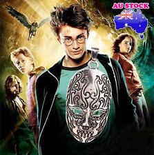 Harry Potter Bellatrix Lestrange's Death Eater Mask Necklace Cosplay