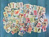 BIG SALE LOT Soviet time VINTAGE match labels USSR 680+ pcs. collection Matchbox
