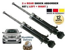 FOR TOYOTA AVENSIS 2003-2008 2x REAR LEFT + RIGHT SHOCK ABSORBER STRUT SHOCKER