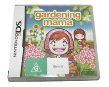 Gardening Mama Nintendo DS 2DS 3DS Game *Complete*