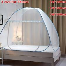 Folding Home Mosquito Net Tent Canopy Curtains Indoor Travel Camping 120-180CM