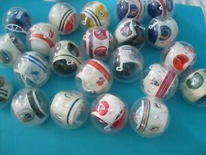 Gumball Helmet NFL 1980's AA OPI Vending Machine Plastic Mini Football Vintage