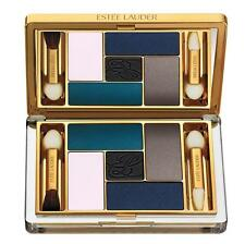Estee lauder pure color # 01 Blue Dahlia New five color eyeshadow palette NIB