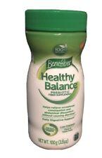 Benefiber Healthy Balance Prebiotic Fiber Daily Digestive Support~3.5oz~ 12/2020