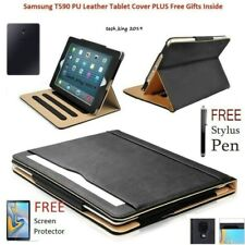 """For Samsung Galaxy Tab A 10.5"""" T590/T595(2018) Luxury Leather Folio Case Cover"""