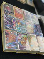 POKEMON TCG 100x CARD LOT - GUARANTEED 1 Ultra Rare EX/GX/V/SR + Promo