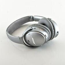 Bose quietcomfort 35 Wireless Inalámbrico auriculares plata bluethooth-auriculares