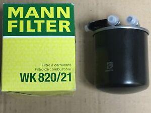 Mercedes Sprinter Fuel Filter Mann WK820/21 A 6070901252