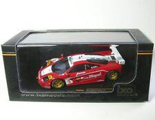 Mclaren F1 GTR #9 GT Zhuhai 1995 1/43 Ixo Gtm065