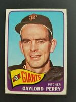 Topps San Francisco Giants 1965 Gaylord Perry Trading Card #193