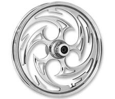 RC Components Savage Chrome Forged 17x6.25 Rear Wheel 17625-9051-85C