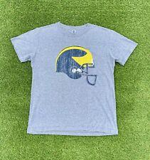 Vintage Michigan Football T Shirt
