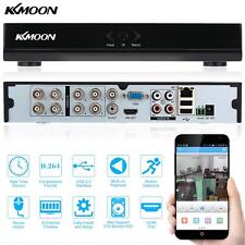 KKmoon 8CH 1080P Hybrid NVR AHD TVI CVI DVR 5-in-1 Digital Video Recorder Onvif