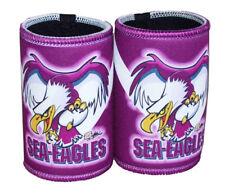Sea Eagles Mascot - Stubby Coolers x 2