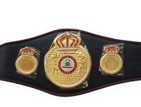 WBA WORLD BOXING CHAMPIONSHIP ASSOCIATION INTERNATIONAL BELT ADULT SIZE