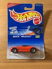 1995 Hot Wheels Buick Wildcat Vintage Retro Diecast Car Collectilble Toy 90s NEW