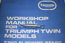 TRIUMPH T100 T120 T140 SIDE STAND SPRING F8382