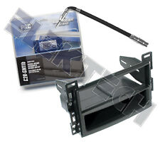 Radio Replacement Interface & Dash Kit 1-DIN w/Pocket for Pontiac Chevrolet