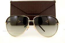 Brand New GUCCI Sunglasses 4225/S WPO AE Black/Gold 100% Authentic