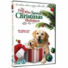 The Dog Who Saved The Christmas Holidays [DVD], Acceptable DVD, Dean Cain, Shell