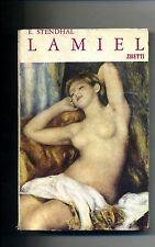 E.Stendhal # LAMIEL # Zibetti Editore Milano 1969