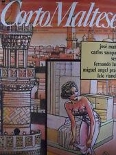 Corto Maltese 8 1990  Carlos Sampayo - Jose Munoz - Sesar -  [G.142]