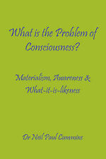 What is the Problem of Consciousness?: Materialism, Awareness & What-it-is-like