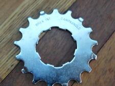 Campagnolo 17T cassette cog for original 7-8 speed cassette hub Bike mtb NOS
