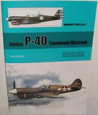 Warpaint Series No.77 - Curtiss P-40 Tomahawk / Warhawk           40 Pages Book